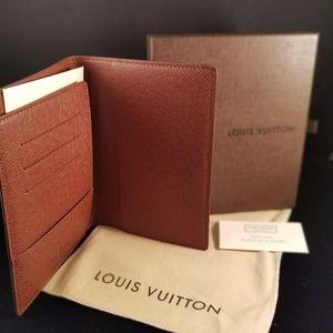 Louis Vuitton Bags - Louis Vuitton Passport Wallet